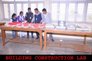 BUILDING CONSTRUCTION LAB